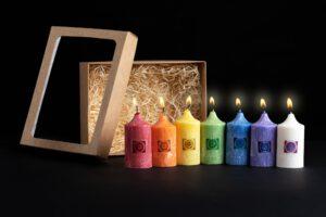 Kartářka Barbara: Zapalování svíček má svá pravidla i kouzla